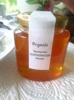 オーガニックのハチミツ