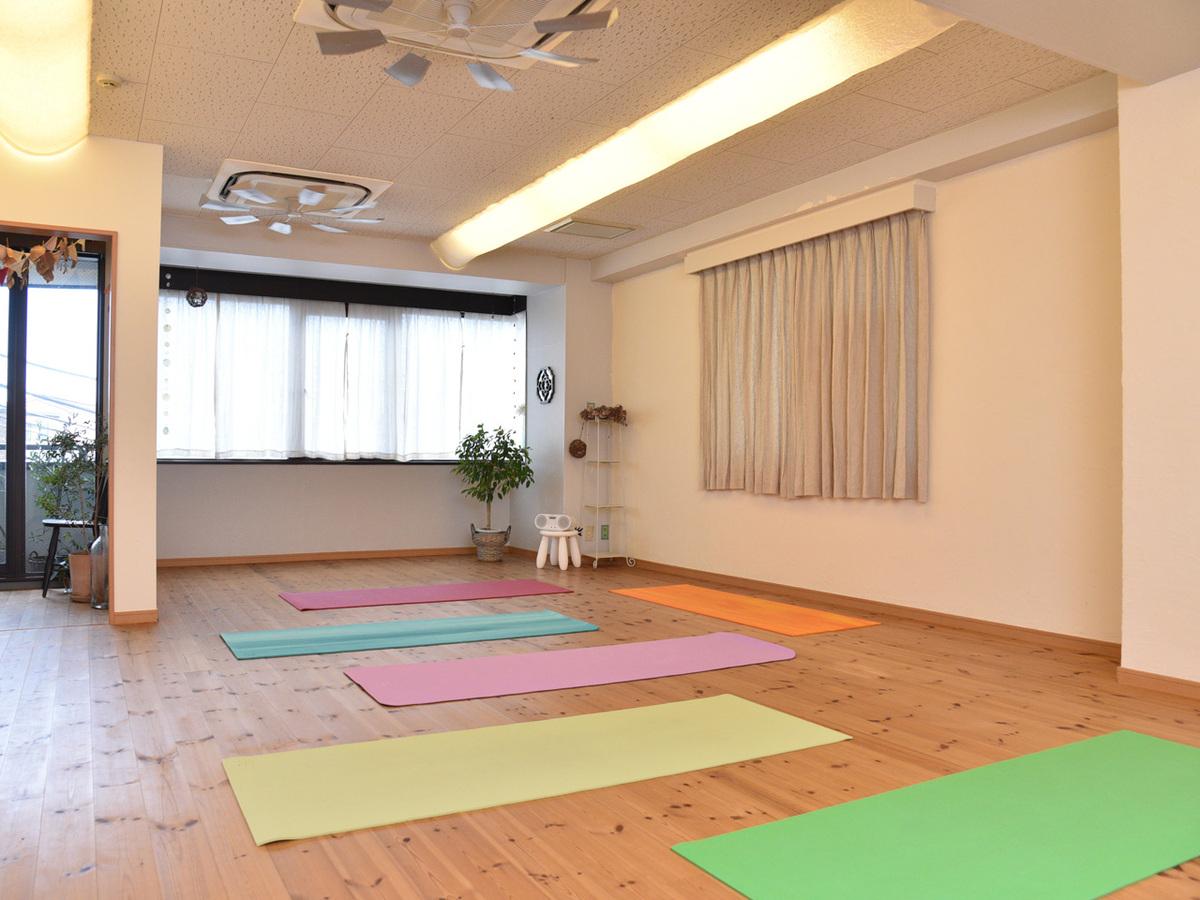 湘南藤沢ヨーガ教室パドミニ(YOGA studio Padmini)の画像